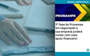 3 Fase Do Pronampe Em Negociacao E Sua Empresa Podera Contar Com Mais Apoio Financeiro Organização Contábil Lawini - Contabilidade em Cascavel - PR | Visa Contabilidade